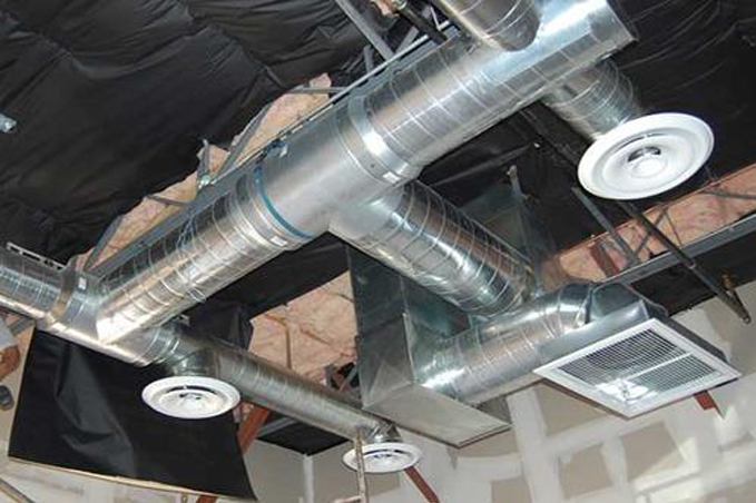 hvac ducting contractor in dubai